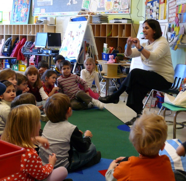 Carpets For Classrooms For Toddlers: The Empty Space On The Carpet: Absenteeism In The Early